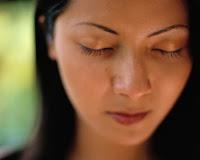 meditationfacegirl